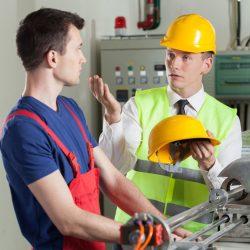 Basisunterweisung Arbeitsschutz für die Produktion