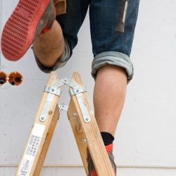 Zusatzmodul Tritte und Leitern