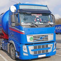 Unterweisung Sicherheitspause für LKW-Fahrer